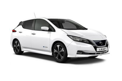 Lease Nissan Leaf car leasing