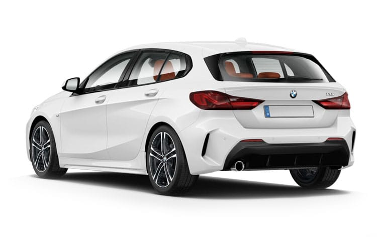 BMW 1 Series 118 Hatch 5Dr 2.0 d 150PS M Sport 5Dr Manual [Start Stop] [Pro] back view