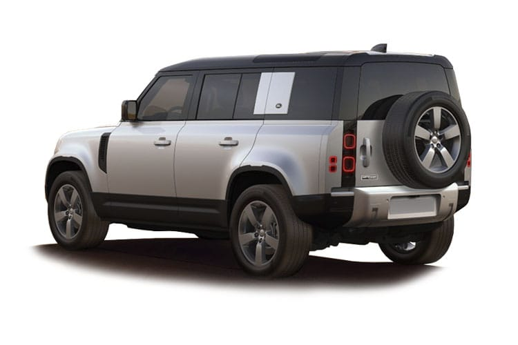 Land Rover Defender 110 SUV 5Dr 3.0 D MHEV 200PS  5Dr Auto [Start Stop] [5Seat] back view