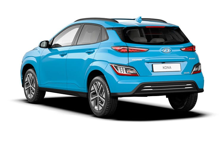 Hyundai KONA SUV 1.0 T-GDi MHEV 120PS Ultimate 5Dr Manual [Start Stop] back view