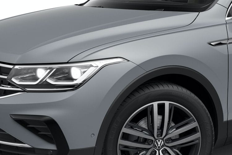 Volkswagen Tiguan SUV 2wd SWB 2.0 TDI 150PS Life 5Dr DSG [Start Stop] detail view