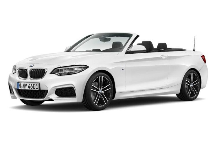 BMW 2 Series 218 Convertible 2.0 d 150PS Sport 2Dr Manual [Start Stop] [Tech II] front view