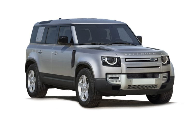 Land Rover Defender 110 SUV 5Dr 3.0 D MHEV 200PS  5Dr Auto [Start Stop] [5Seat] front view