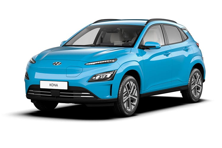 Hyundai KONA SUV 1.0 T-GDi MHEV 120PS Ultimate 5Dr Manual [Start Stop] front view