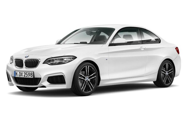 BMW 2 Series 218 Coupe 1.5 i 136PS Sport 2Dr Manual [Start Stop] [Tech II] front view