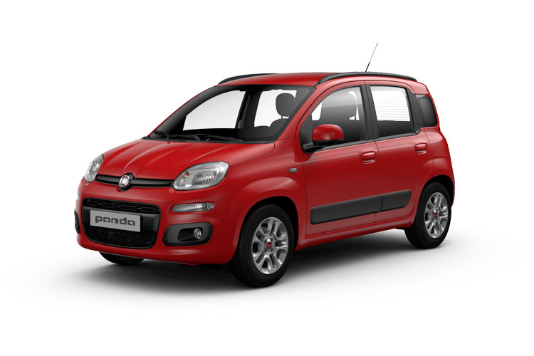 Fiat Panda Hatch 5Dr 1.0 MHEV 70PS Launch Edition 5Dr Manual [Start Stop] front view