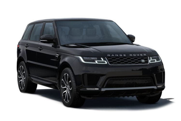 Land Rover Range Rover Sport SUV 2.0 P 300PS HSE 5Dr Auto [Start Stop] [5Seat] front view