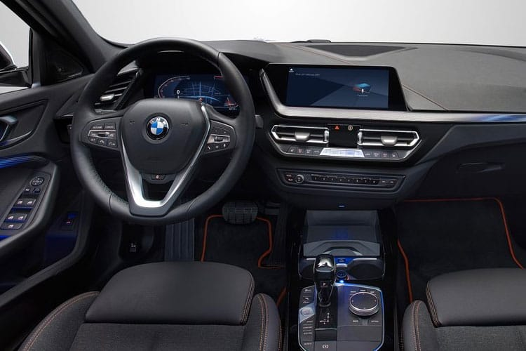 BMW 1 Series 116 Hatch 5Dr 1.5 d 116PS M Sport 5Dr Manual [Start Stop] inside view