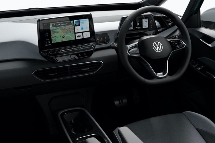 Volkswagen ID.3 Hatch 5Dr Elec Pro 58kWh 107KW 145PS Life 5Dr Auto inside view