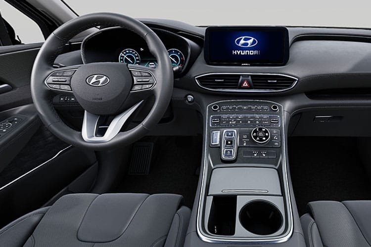Hyundai KONA SUV 1.0 T-GDi MHEV 120PS Ultimate 5Dr Manual [Start Stop] inside view
