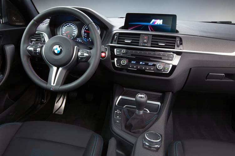 BMW 2 Series 218 Coupe 1.5 i 136PS Sport 2Dr Manual [Start Stop] [Tech II] inside view