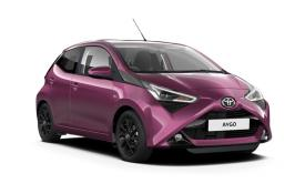 Toyota Aygo Hatchback Hatch 5Dr 1.0 VVTi 71PS x-trend 5Dr Manual