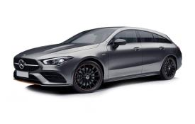Mercedes-Benz CLA Estate CLA220 Shooting Brake 2.0 d 190PS AMG Line Premium Plus 5Dr 8G-DCT [Start Stop]