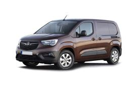 Vauxhall Combo Van Cargo L1 2300 4x4 1.5 Turbo D 4WD 130PS Edition Van Manual [Start Stop]