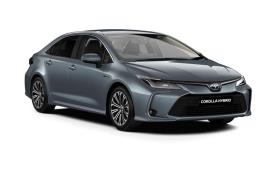 Toyota Corolla Saloon Saloon 1.8 VVT-h 122PS Icon 4Dr CVT [Start Stop]