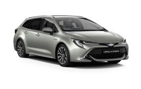 Toyota Corolla Estate Touring Sports 2.0 VVT-h 184PS Icon 5Dr CVT [Start Stop]
