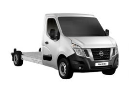 Nissan NV400 Chassis Cab L3 35 FWD 2.3 dCi FWD 150PS Tekna Chassis Double Cab Manual [Start Stop]