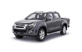 Isuzu D-MAX Pickup Pick Up Extended 4wd 1.9 TD 4WD 164PS Utility Pickup Double Cab 2Dr Manual [Start Stop]