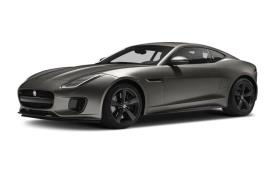 Jaguar F-TYPE Coupe Coupe 2.0 i 300PS First Edition 2Dr Auto [Start Stop]