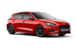 Ford Focus Hatchback Hatch 5Dr 1.0 T EcoBoost 125PS ST-Line X Edition 5Dr Auto [Start Stop]