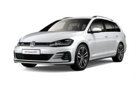 Volkswagen Golf Estate car leasing