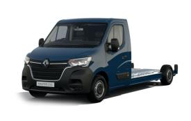 Renault Master Chassis Cab LWB 35 4X4 2.3 dCi 4WD 130PS Business Chassis Cab Manual
