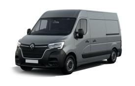 Renault Master Van Medium Roof LWB 35 FWD 2.3 dCi ENERGY FWD 180PS Business Van Medium Roof Quickshift [Start Stop]