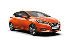 Nissan Micra Hatchback Hatch 5Dr 1.0 IG-T 92PS Tekna 5Dr Manual [Start Stop]