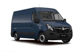 Vauxhall Movano Van Medium Roof R35DRW L3 2.3 CDTi BiTurbo DRW 130PS Edition Van Medium Roof Manual