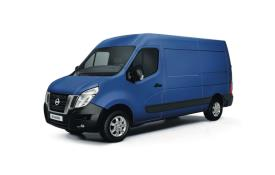 Nissan NV400 Van High Roof L4 35TW RWD 2.3 dCi DRW 165PS Acenta Van High Roof Manual [Start Stop]