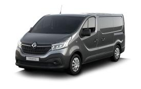 Renault Trafic Van 30 LWB 2.0 dCi ENERGY FWD 170PS Sport Nav Van Manual [Start Stop]