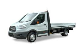 Ford Transit Dropside 350HD L5 RWD 2.0 EcoBlue DRW 170PS Leader Premium Dropside Auto [Start Stop]