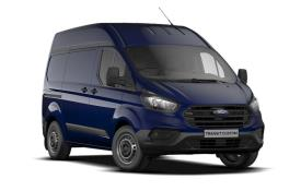 Ford Transit Custom Van High Roof 260 L1 2.0 EcoBlue FWD 105PS Leader Van High Roof Manual [Start Stop]
