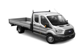Ford Transit Tipper 350HD L3 RWD 2.0 EcoBlue DRW 170PS Leader Tipper Manual [Start Stop] [1Way 1Stop Tool Pod]
