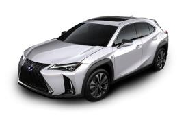 Lexus UX SUV 250h SUV 2.0 h 184PS UX 5Dr E-CVT [Start Stop] [Prem 17in Alloy]
