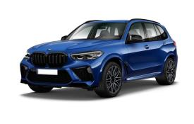 BMW X5 SUV M xDrive SUV 4.4 i V8 625PS Competition 5Dr Auto [Start Stop] [Ultimate]