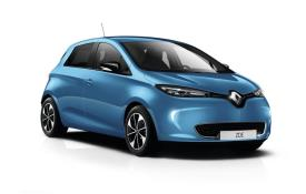 Renault Zoe Hatchback Hatch 5Dr E R110 52kWh 80KW 107PS Iconic Rapid Charge 5Dr Auto